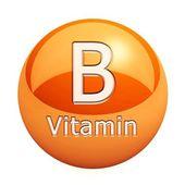 Vitamin B — Stock Photo