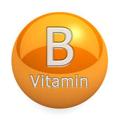 Vitamin B — Stock Photo