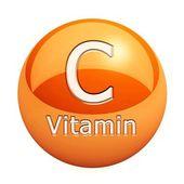 Vitamin C — Stock Photo