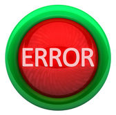 Error icon — Stock Photo