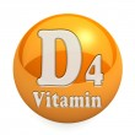 Vitamin D4 Isolated — Stock Photo #51226709