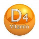 Vitamin D4 Isolated — Stock Photo #51229695