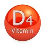 Vitamin D4 Isolated — Stock Photo #51243025