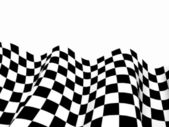 Racing flags. Background checkered flag Formula one — Foto Stock