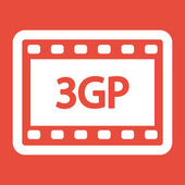 Video frame icon — Stockfoto