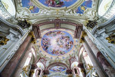 Great baroque interiors — Stockfoto