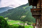 Mountains of Tirol, Austria, at summer — Stock Photo