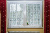 Renovated pvc windows — Stock Photo