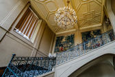 Old medieval castle interior — ストック写真