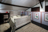 Sleeping room interior — ストック写真