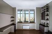 Minimalistický pokoj interiér — Stock fotografie