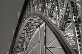 View of majestic bridge — Stock Photo