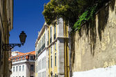 Lisboa street view — Stock Photo