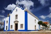 Old church in Ericeira — Stok fotoğraf