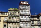 Porto şehir manzaralı — Stok fotoğraf