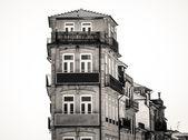 Vista da cidade de porto — Foto Stock