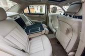 Interior del coche de lujo — Foto de Stock