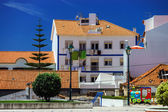 Traditional portugal vacation houses — Stock Photo