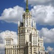 ������, ������: Moscow stalin skyscraper house