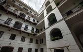 Apartament hotel in center of Budapest. — Stock Photo