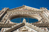 Siena central cathedral — Foto Stock