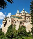 Majestic old castle in Bojnice, Slovakia — Stock Photo