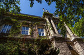 Copy of historical castle in Budapest, Hungary. — Stock Photo