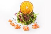 Chuka salad — Stock Photo