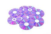 CD DVD disk — Stock Photo