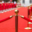Path to Success, Red Carpet — Stock Photo