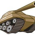 Постер, плакат: Battle Tank
