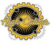 High Caliber — Stock Vector