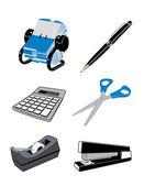 Office Items — Stockvektor