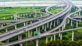 Architecture of highway — Stock Photo
