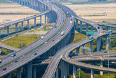Architecture of highway construction — Stock Photo