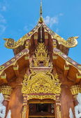 Construção do Templo de beleza — Fotografia Stock