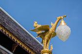 Statue de l'oiseau — Photo