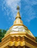 Gouden pagode — Stockfoto