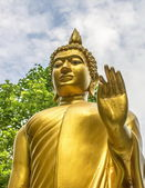 Thai Buddha sculpture — Stock fotografie