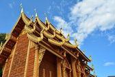 Złota pagoda — Zdjęcie stockowe