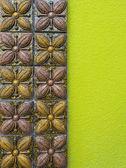 Wall tiles — Zdjęcie stockowe
