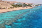South beach of Eilat - Israel — Stock Photo