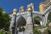 Pena nationella palatset sitra, portugal — Stockfoto
