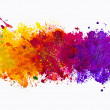 Watercolor splash background — Stock Photo #49189881