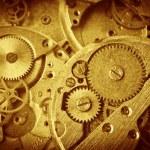 Clock mechanism — Stock Photo #49213013