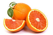 Red orange fruits — Stock Photo