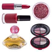 Varios cosméticos — Foto de Stock