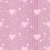 Valentines day background. — ストックベクタ