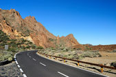 Tenerife The Road to Teide — Stock Photo