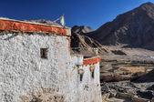 Chemrey monastery — Stockfoto